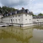 Château du Marais : les communes et douves