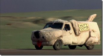 Ford Econoline Dumb and Dumber