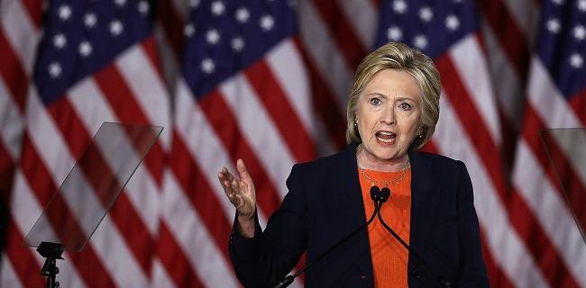 Hillary Clinton Sudah Memprediksi AS-Iran Memanas Jika Trump Jadi Presiden