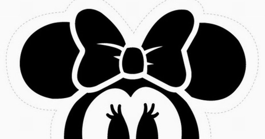 image about Minnie Mouse Pumpkin Stencil Printable named No cost Pumpkin Carving Models Disney Printable Ted