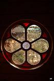 het heilig huisje raam