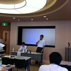 減税日本勉強会に参加しました