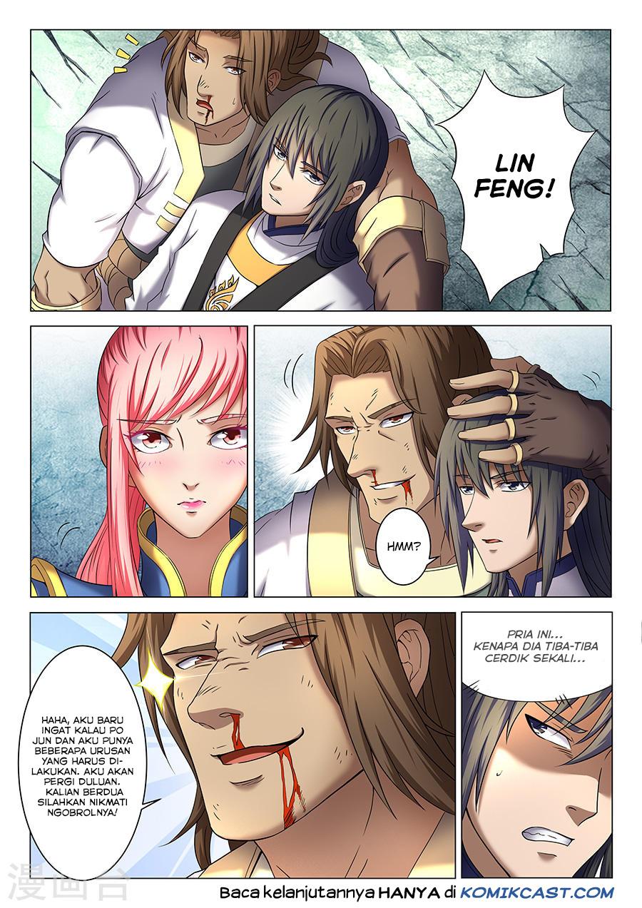 Baca Manga God of Martial Arts Chapter 38.1 Komik Station