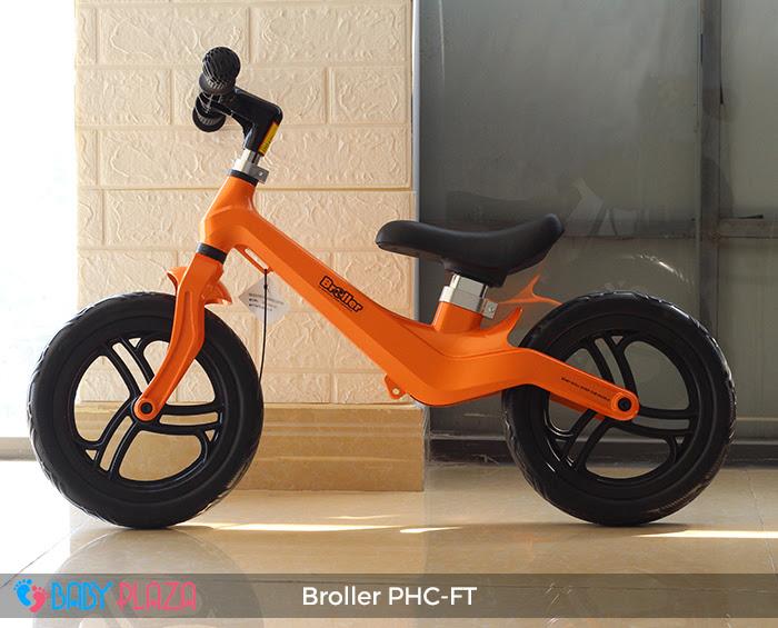 Xe thăng bằng cho bé Broller PHC-FT Bánh đặc ruột 1
