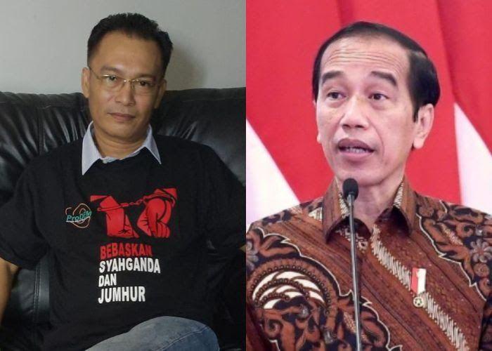 Jokowi Minta Anak Muda Jadi Petani Tapi Lahannya Malah Dikasih ke Pengembang, ProDEM: The Real King of Lip Service!