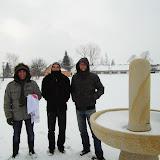 Jarní víkend v Parku Pravíkov, 30.3.-1.4.2013