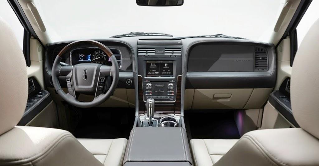 2015 Lincoln Navigator 14