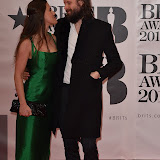 OIC - ENTSIMAGES.COM - John Misty  at the  The BRIT Awards 2016 (BRITs) in London 24th February 2016.  Raymond Weil's  Official Watch and  Timing Partner for the BRIT Awards. Photo Mobis Photos/OIC 0203 174 1069