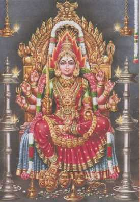 Mariamman, Gods And Goddesses 2