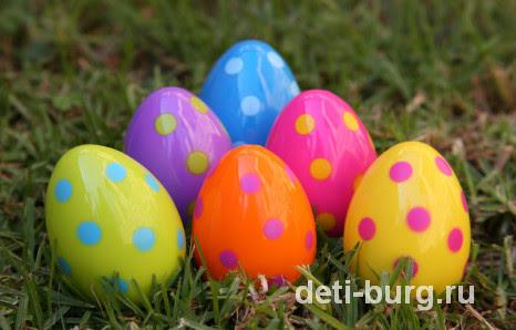 украшаем яйца на пасху