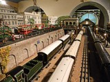 O-gauge model railway layout, Brighton Toy and Model Museum