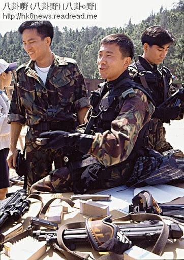 《飛虎雄心》,助陳國邦於九五年提名金像獎最佳男配角