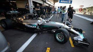 Formule 1: Une pénalité de 55 places pour Hamilton au GP de Belgique.