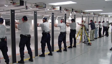 Atlanta area security officers taking firearms training after unarmed mall security guard shot