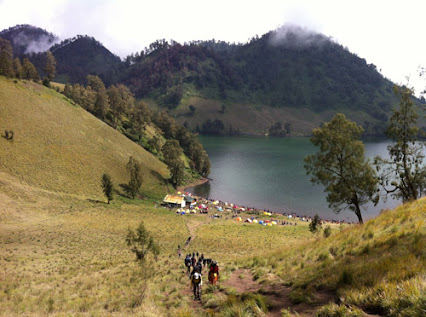 Lake Ranu Kumbolo