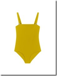 COS SS18 Swimwear_Gela Swimsuit Yellow