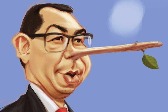 Mincinosul Ponta despre traseism: Primarii migrează doar șantajați de prefecți și subprefecți