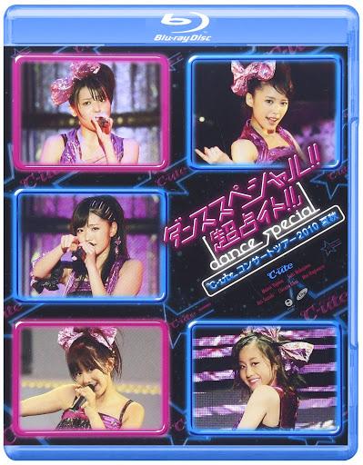 [TV-SHOW] ℃-uteコンサートツアー2010夏秋~ダンススペシャル!!「超占イト!!」 (2011.02.23/MKV/4.85GB)