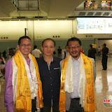 अजम्बर राइ काङ्माङ् र महेन्द्र थापामगर नेताद्यय हंगकंगमा