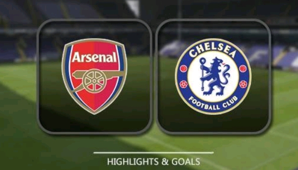 Arsenal 2 Chelsea 2, premier league match highlight