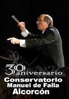 Concierto de Primavera 13 Marzo 2011 Bandas Escuela de Música y Conservatorio Profesional Manuel de Falla de Alcorcón