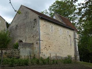 Bellême Chapelle Saint-Santin