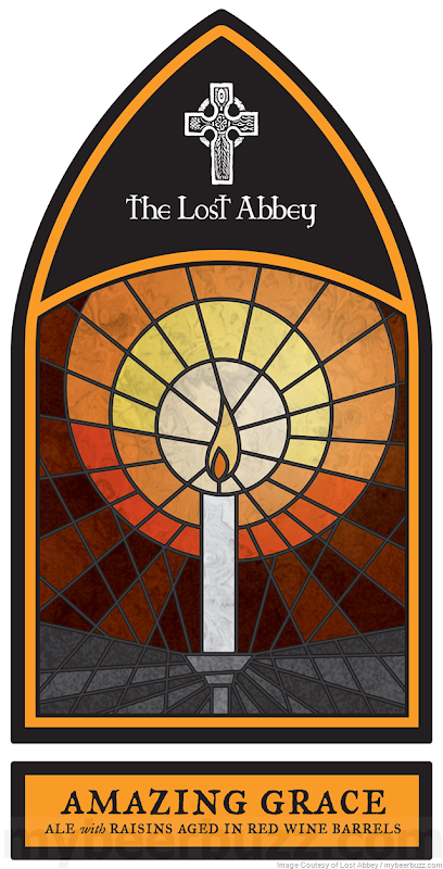 The Lost Abbey - Amazing Grace Returns In New Packaging