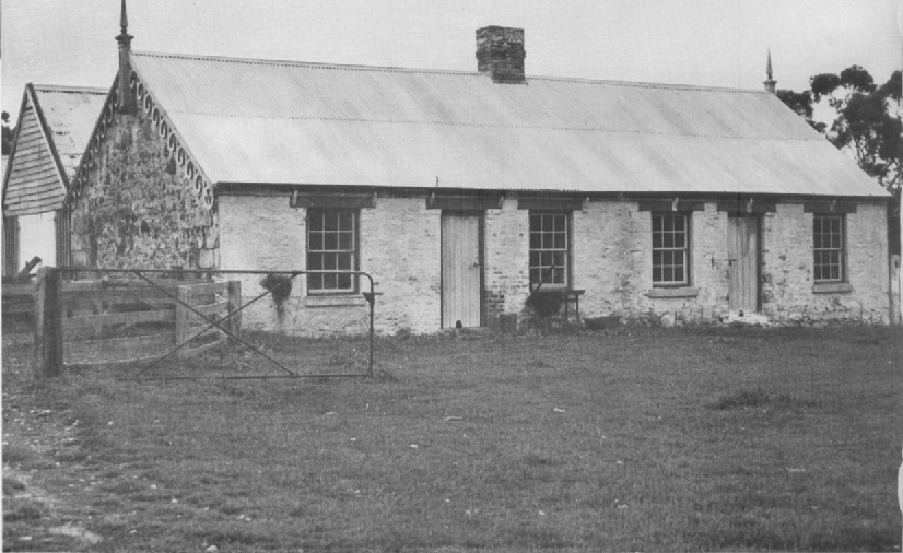 "Shearers' Cottages at View Point Homestead from ""Priceless Heritage"""