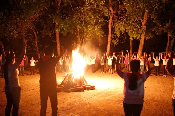 Sa mạc Huấn luyện Huynh trưởng - Giáo lý viên Hạt Nha Trang