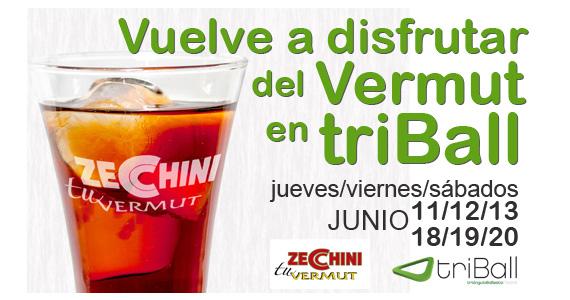 II Feria del Vermut en Triball, 18, 19 y 20 de junio 2015