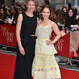 OIC - ENTSIMAGES.COM - Thea Sharrock and Emilia Clarke at the  Me Before You - UK film premiere  in London  25th May 2016 Photo Mobis Photos/OIC 0203 174 1069