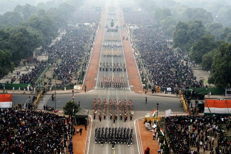 Republic Day Parade 2017 - India