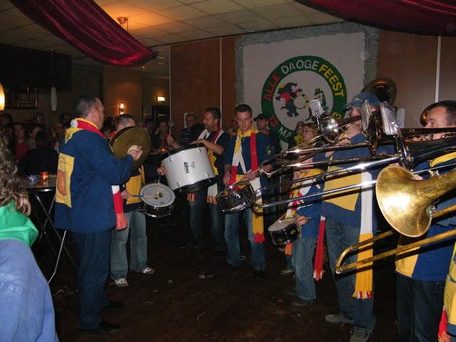2009-11-08 Generale repetitie bij Alle daoge feest - DSCF0575.jpg