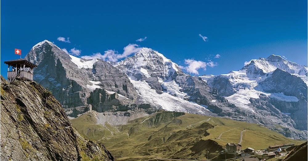 testclod trois sommets mythiques des alpes suisses de grindelwald eiger moench et jungfrau. Black Bedroom Furniture Sets. Home Design Ideas