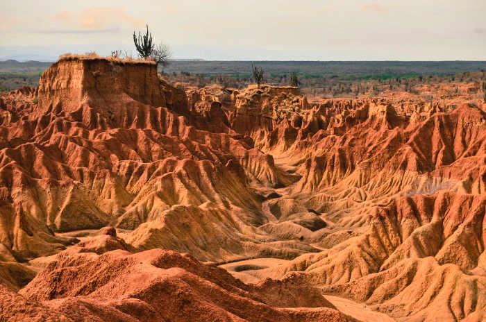 Colombia desierto Tatacoa