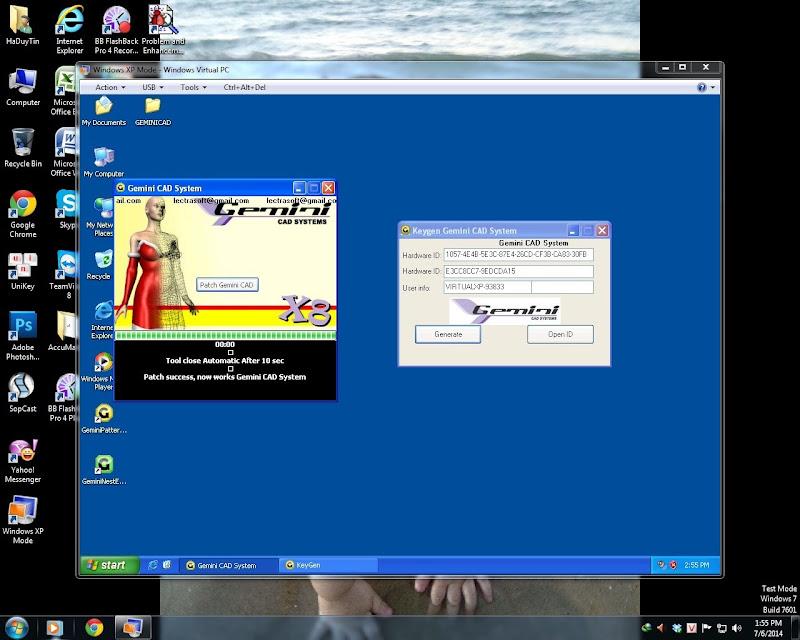 Cách Nào Cài Đặt Gemini X8 Trên Windows 64Bit ? 9