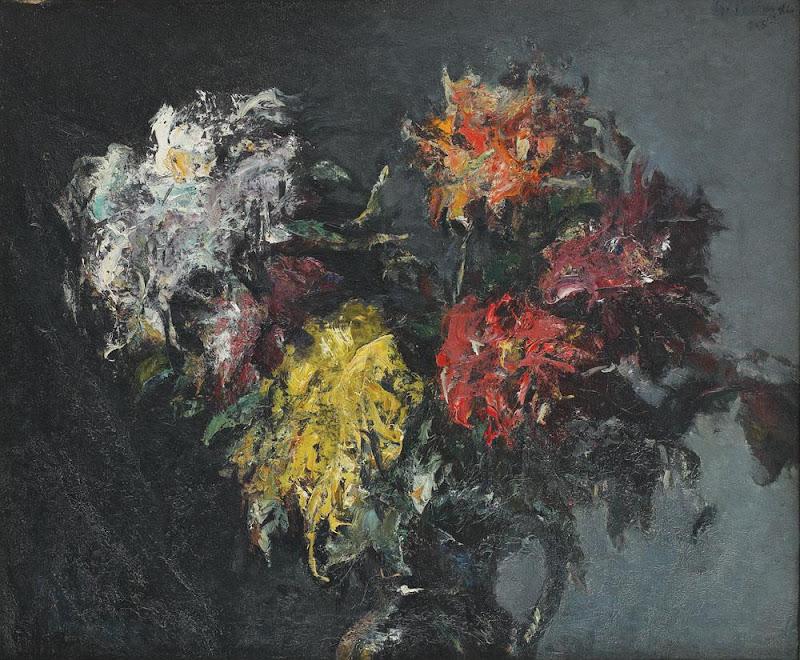 Gheorghe Petrașcu - Crizanteme