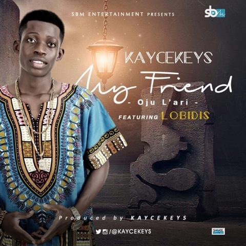 """KEYCEKEYS - """"OJULARI (My Friend)"""" (ft. Lobidis)"""
