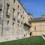 Château : façade