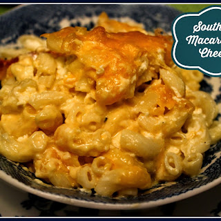 Traditional Southern Macaroni and Cheese!