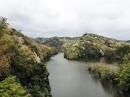 春の三島湖 (2013.4.6)