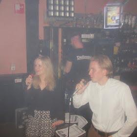 Maandelijkse borrel - Karaokeborrel (01-04-2015)2014