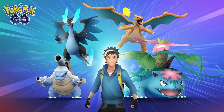 Megaevolução Pokémon GO