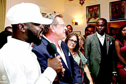 US Envoy Tasks Nigerian Film Makers on Creativity