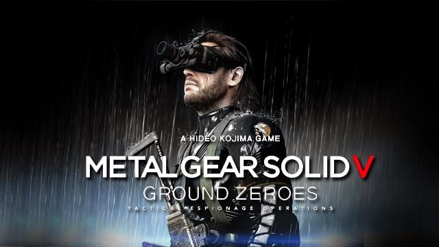 metal gear solid ground zeroes-PC
