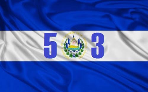Imagenes De La Bandera De El Salvador 503