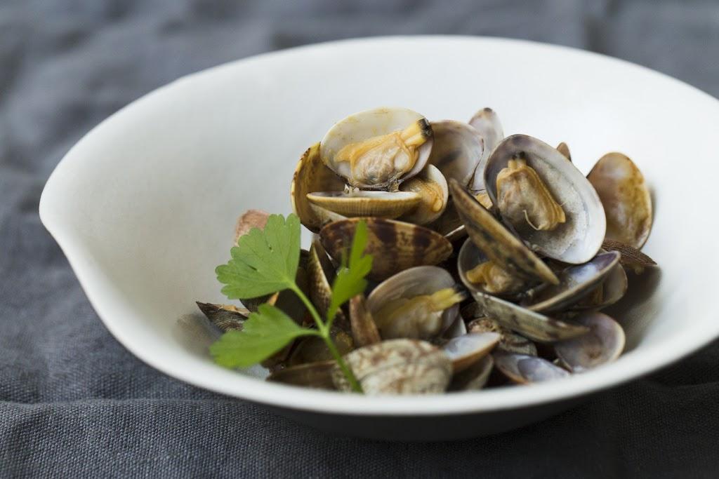 Kohiki Mat Silver-gray Serving bowl 21cm