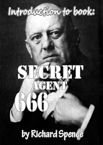 Cover of Richard Spence's Book Secret Agent 666 Introduction