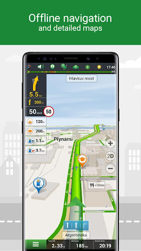 Navitel Navigator GPS & Maps screenshot 1