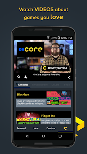 Core Mobile -Video para Gamers 4